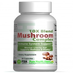 Mushroom 10x Blend Complex