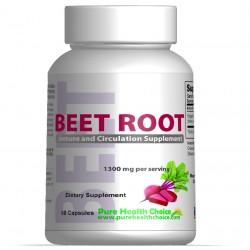 Organic Beet Root 1300 mg...